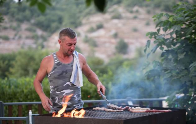 Soirée barbecue pour un moment convivial
