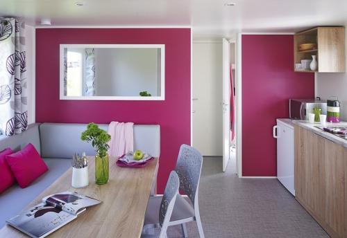 Salon cuisine moderne