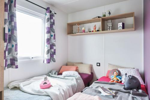 Deuxieme chambre du mobil home